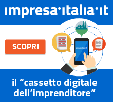 impresa.italia.it cassetto digitale dell'imprenditore
